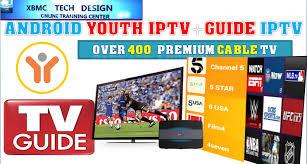 tv guide for android android free youth tv guide iptv beta app cable
