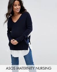 maternity knitwear cardigan sweater styles asos