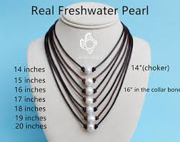 etsy necklace pearl images Freshwater pearl necklace etsy jpg