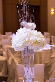 diy tall wedding centerpieces with rhinestone trim vicky b tv
