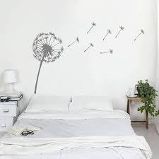 dandelion wall sticker by oakdene designs notonthehighstreet com