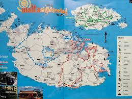 Malta World Map Malta July 2015 Svetanyc