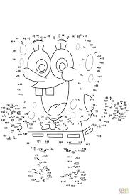 coloring fabulous spongebob printouts coloring bw