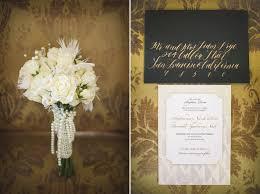 Art Deco Wedding Glamorous Art Deco Wedding Inspiration Chic Vintage Brides