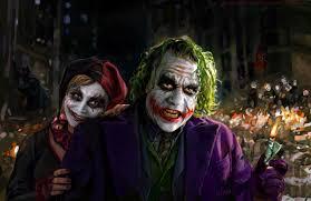 the joker from the dark knight heath ledger villainry