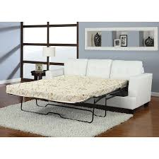 9 best white leather sleepers sofas images on pinterest daybeds