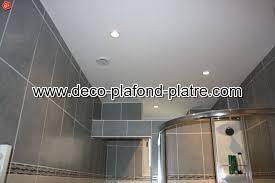 decoration faux plafond salon faux plafond pour salle de bain u2013 chaios com
