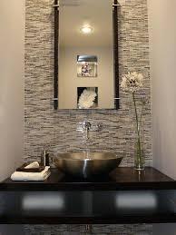 powder room bathroom ideas powder room vessel sink fantastic design for granite ideas best