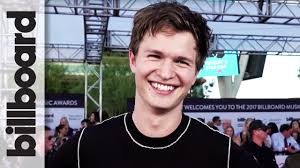 ansel elgort ansel elgort on his 2 upcoming singles u0026 working with logic 2017