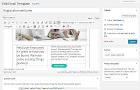 ultimate email template system for wordpress by mattprestoncreative