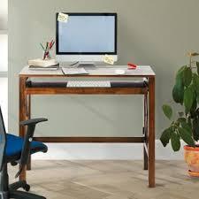 small lucite desk wayfair