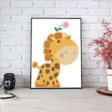 Giraffe Home Decor by Online Get Cheap Cute Giraffe Pictures Aliexpress Com Alibaba Group