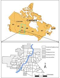 Saskatoon Canada Map by Sustainability Free Full Text An Integrated Model Based On A
