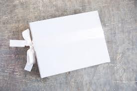 White Wedding Album White Fabric Wedding Photo Album Guest Book Albumeria