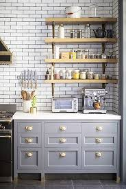 blue gray kitchen cabinets having a moment blue grey kitchen cabinets mydomaine au