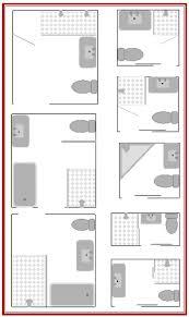 basement bathroom floor plans small bathroom floor plans flip small bathroom floor