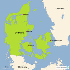 Germany On Map by Denmark Vacations With Airfare Trip To Denmark From Go Today