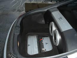 nissan 350z custom nissan 350z custom amplifier subbwoofer boomer nashua mobile