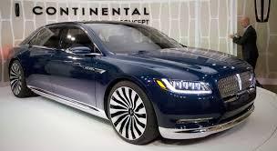 Lincoln Continental Price Lincoln Continental Concept Ecoboost V6 Engine Autoevoluti Com
