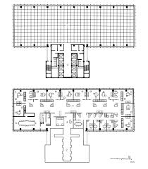 san francisco floor plans som crown zellerbach headquarters