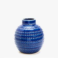 Blue And White Ceramic Vase Vases Zara Home Autumn Winter 2017 Collection
