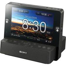 sony icf cl75ip multi function clock radio for ipod icfcl75ip