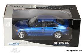 bmw model car 1998 bmw 328i top by welly 1 18 scale diecast model car