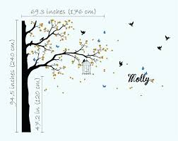 Tree Wall Mural by Compare Prices On Trees Wall Mural Online Shopping Buy Low Price