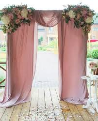 Wedding Arch Design Ideas Trending 24 Dusty Rose Wedding Color Ideas For 2017 Dusty Pink
