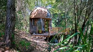 stay in the mushroom dome tiny house in aptos california the 1