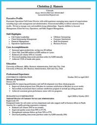 Call Centre Sample Resume What Will You Do To Make The Best Call Center Resume So Many Call