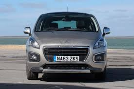 used peugeot suv used peugeot 3008 review auto express