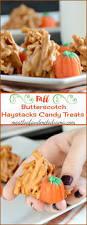 butterscotch haystacks candy treats recipe butterscotch