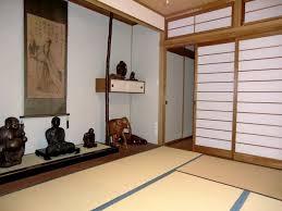 chambre japonais intérieur japonais