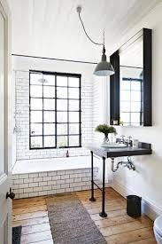industrial style small bathroom designs vintage industrial