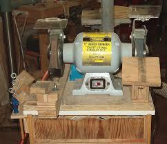 Sharpening Wheel For Bench Grinder Wood Turning Tools Sharpening 2 Setting Up A Grinder