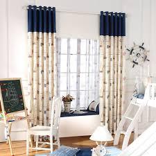 kinderzimmer vorh nge verdunkelungsstoffe und tüll für jungen schlafzimmer panel