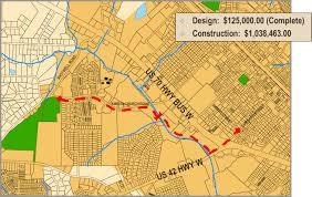 Map Of Cleveland Clinic Projects U0026 Development