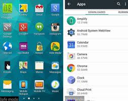 how to take safe mode on android ways to fix touch screen not working on android