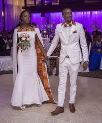 tenue africaine pour mariage 10 idées pour vous marier en wax pagnifik