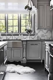 gray stained kitchen cupboards 14 best grey kitchen cabinets design ideas with grey cabinets