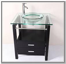 vessel sink and vanity combo bathroom vanity vessel sink combo coryc me
