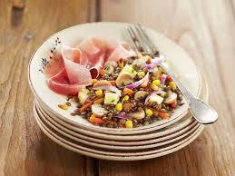 recette comment cuisiner les lentilles saucisse de morteau aux lentilles corail recettes femme actuelle