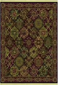 Shaw Area Rugs Kathy Ireland Home Essentials 03440 Multi Closeout Area Rug