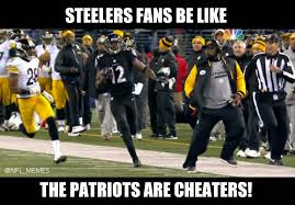 Patriots Suck Meme - truth hurts sorry steelers fans your team has cheated more than