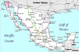 mexico toll road map who s afraid of the big bad wolf