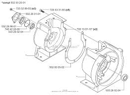 husqvarna 265 rx 2001 07 parts diagrams