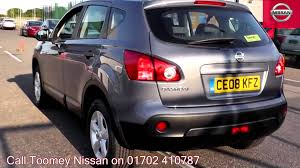 nissan qashqai automatic for sale 2008 nissan qashqai visia 1 6l faded denim ce08kfz for sale at