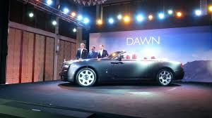 roll royce india rolls royce dawn launched in india at inr 6 25 crores