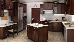 mocha kitchen cabinets shaker kitchen cabinets